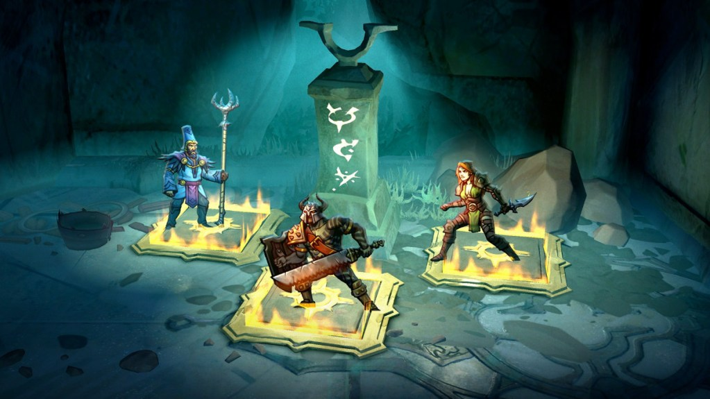 Blightbound Early Access preview -- Beat 'em up dungeon crawling
