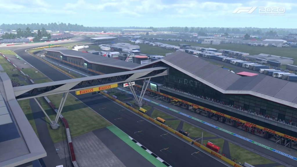 New F1 2020 Hot Lap trailer shows off Silverstone Circuit