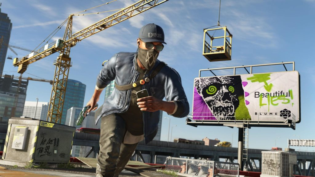 Ubisoft Forward viewers can get a free copy of Watch Dogs 2