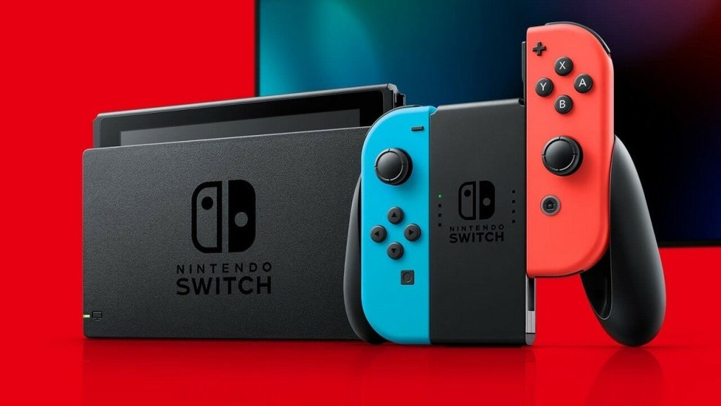 Nintendo Switch Was The Best-Selling Console In The US In July 2020