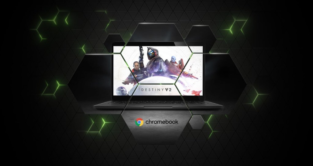 Nvidia GeForce Now adds Chromebook support, more features