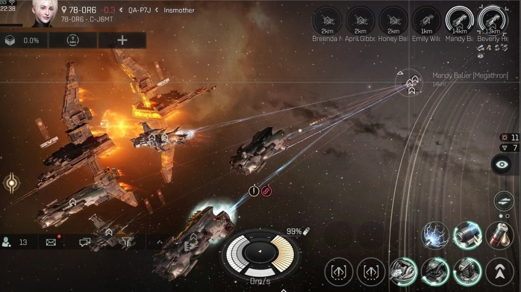 Eve Online mobile game Eve Echoes launches today • Eurogamer.net