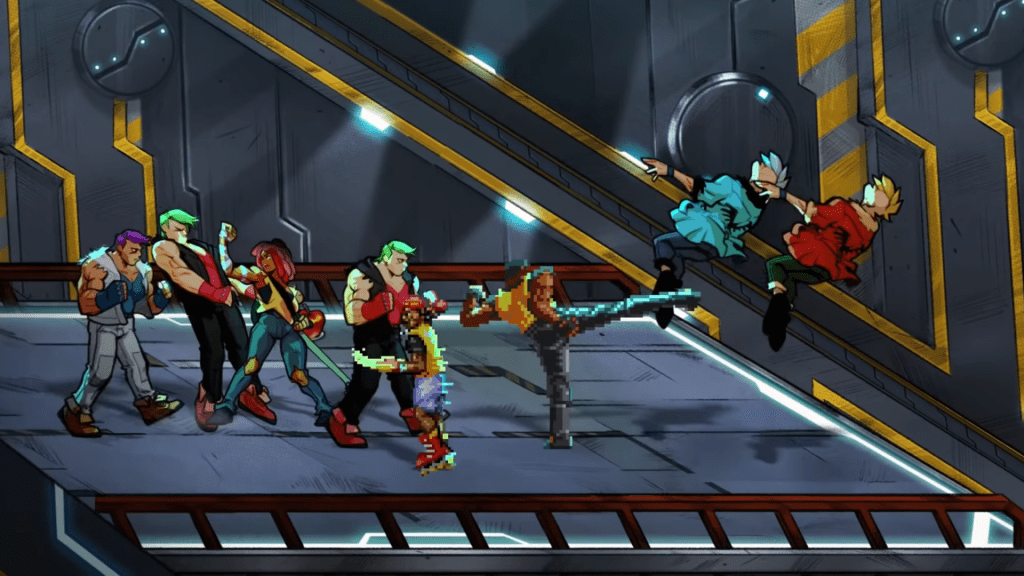 Streets of Rage 4 DLC is still coming, says DotEmu