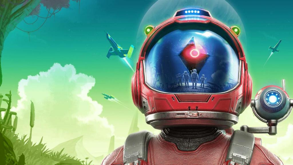 No Man's Sky Dev Is Working on a 'Huge, Ambitious' New Game, Not a Sequel