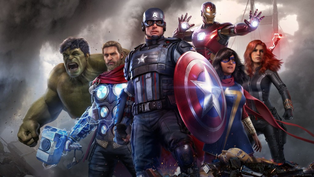 Xbox Gamers Assemble: Marvel's Avengers is Available Now on Xbox One