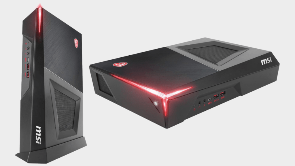 MSI's compact gaming PC with an RTX 2060 Super is $150 off right now