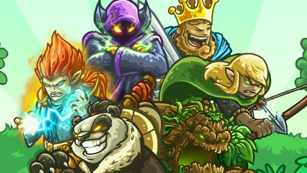 Kingdom Rush Origins Review (Switch eShop)
