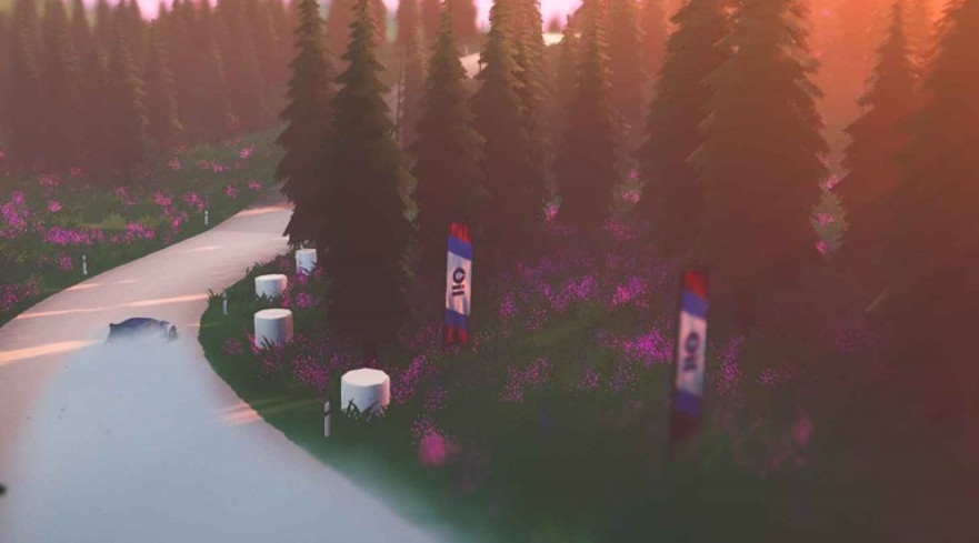 Art of rally delivers gorgeous low-poly racing on PC today