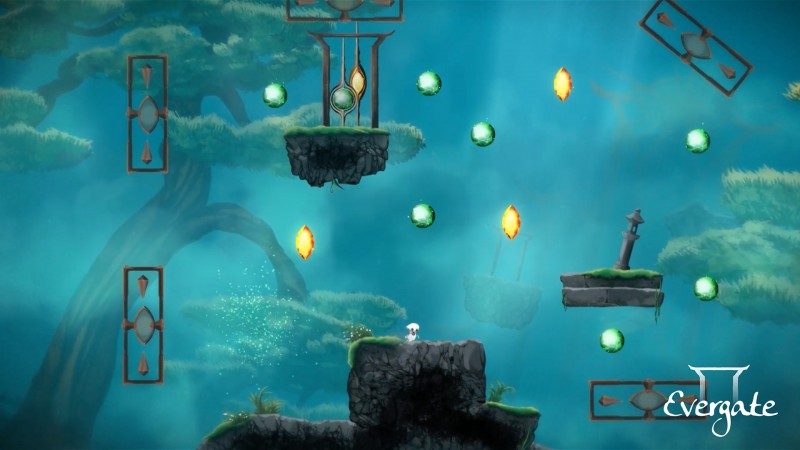 Evergate Launch Trailer Shows Off Charming Puzzle/Platforming