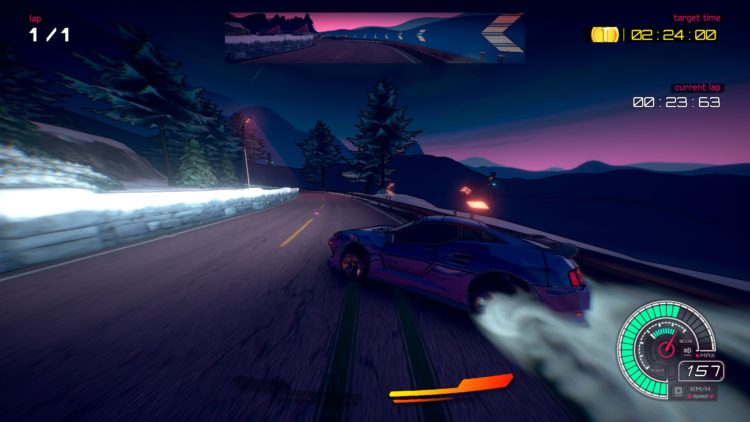 Inertial Drift review Night