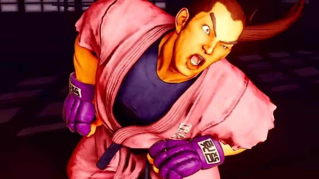 Of course Street Fighter 5's Dan has a Legendary taunt • Eurogamer.net