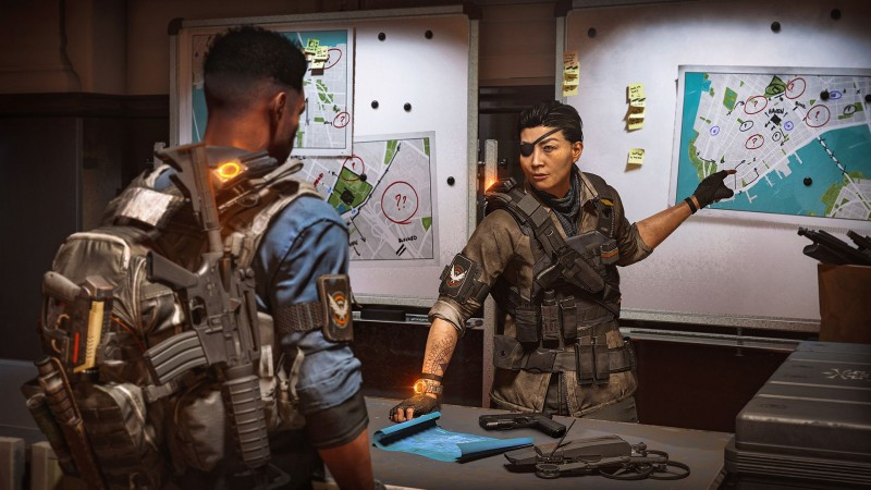 The Division 2 Gets A New Endgame PVE Mode