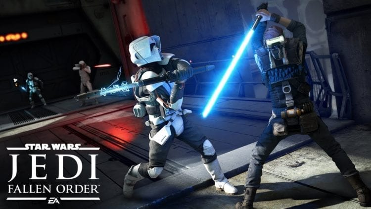 Jedi: Fallen Order from Respawn Entertainment