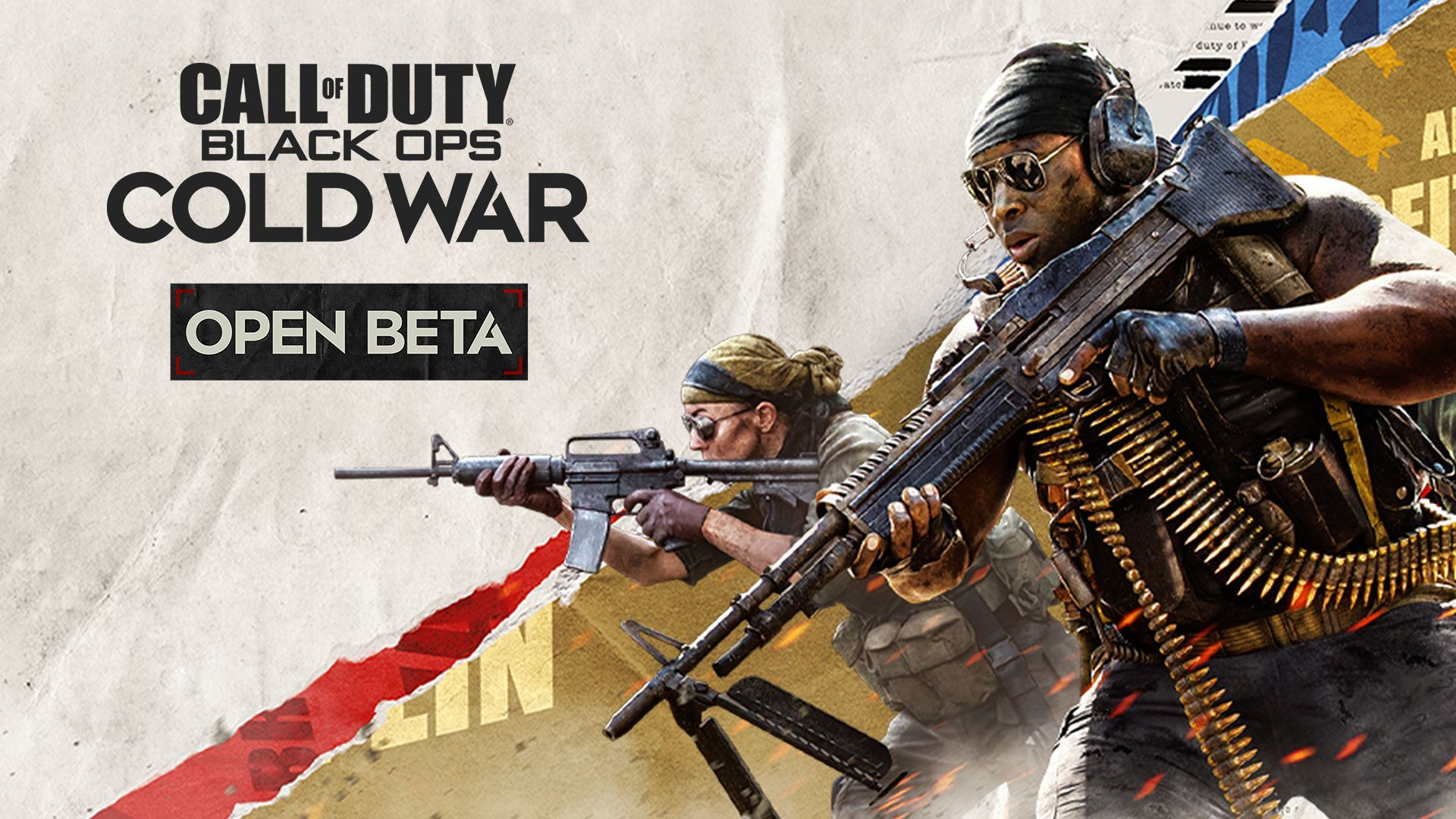 Call Of Duty Black Ops Cold War Open Beta Pre Load Today On Xbox One Game Ratings