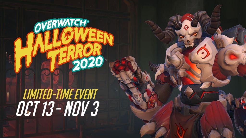 Earn Spooky New Rewards in Overwatch Halloween Terror, Now Live on Xbox One