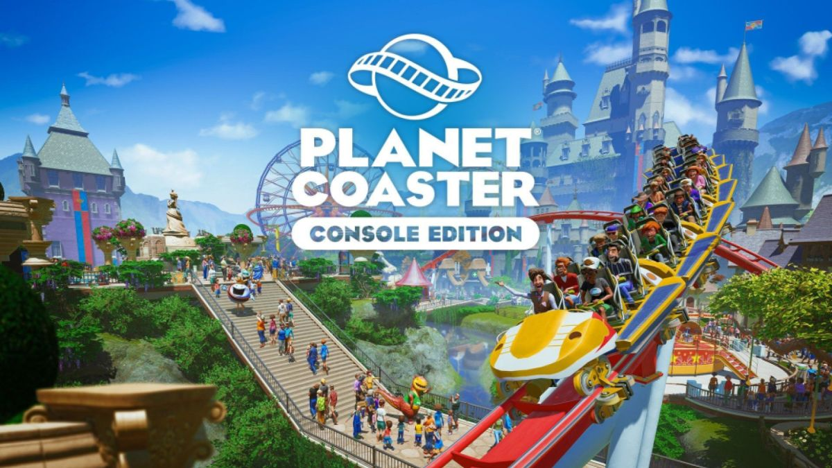 Planet Coaster: Console Edition