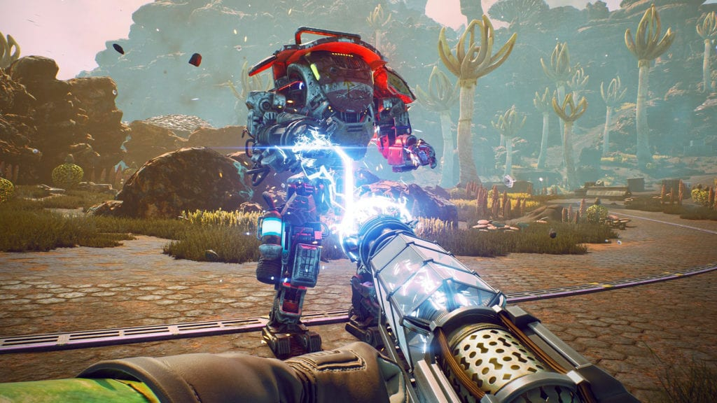 The Outer Worlds is now available on Steam and GOG storefronts