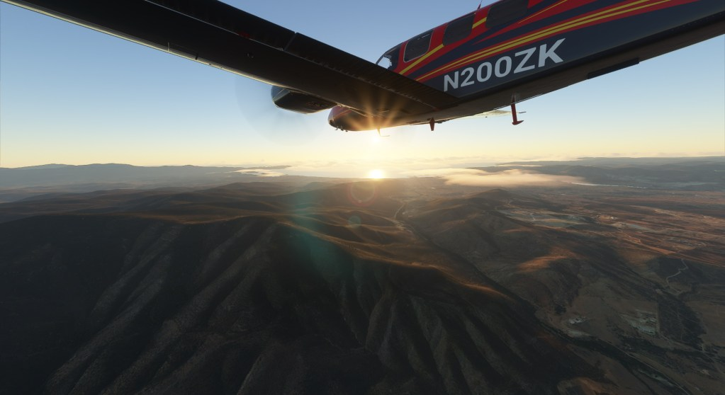 Microsoft Flight Simulator update 5 now live with new graphics options