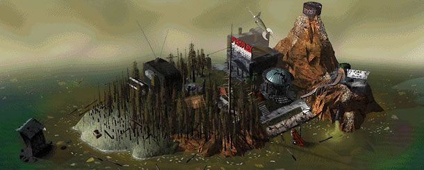 Crapshoot: Pyst, the parody of Myst they really called 'Pyst'