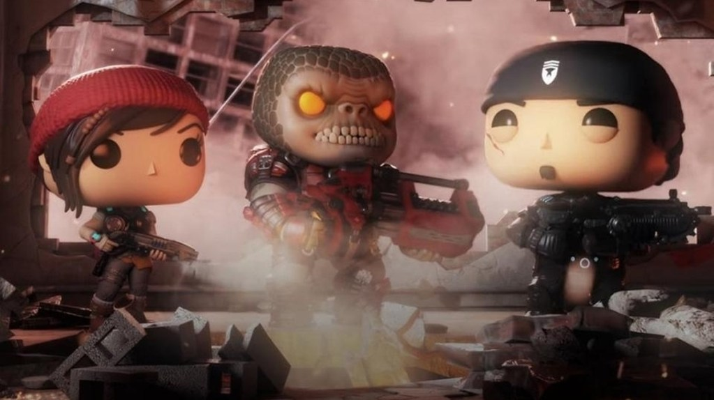 Mobile Gears of War spin-off Gears Pop! closes down April 2021 • Eurogamer.net