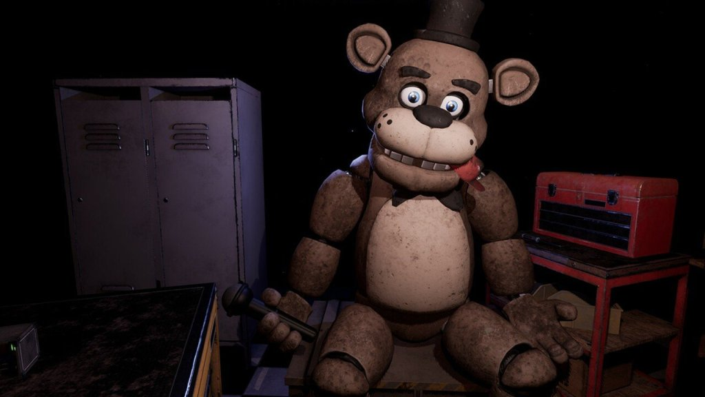 Five Nights at Freddy's Fans Are Getting Some Physical Love On Switch