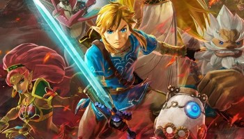 Video Hyrule Warriors Age Of Calamity Trailer Shows Breath Of The Wild S Hestu In Action Game Ratings