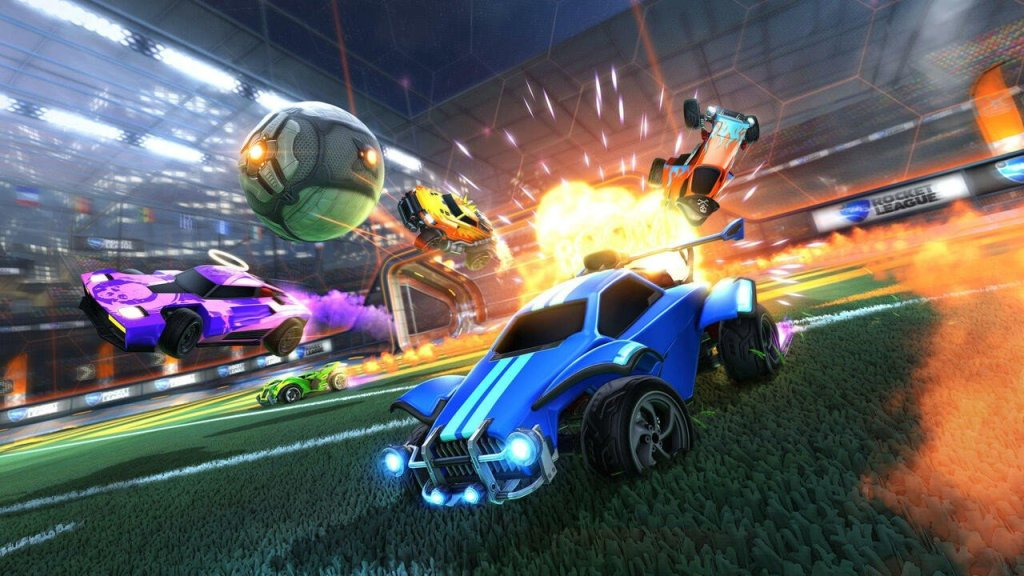 """Psyonix Says It's Still Working On Resolving Rocket League's Split-Screen Multiplayer """"Issue"""" On Switch"""