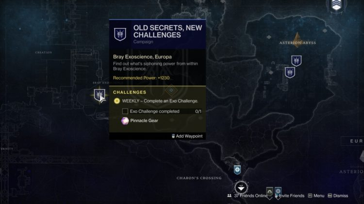 D2bl Wkex Ch Pinnacle Reward 2