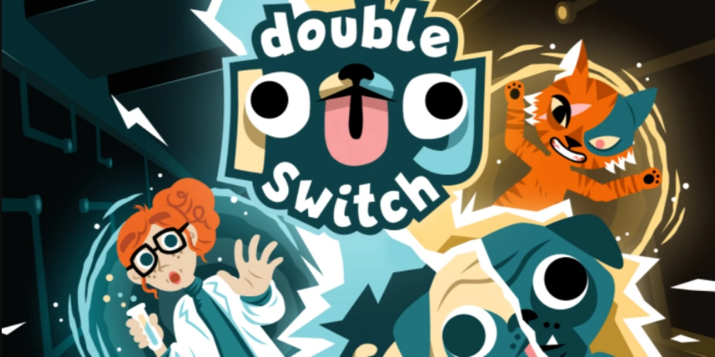 Double Pug Switch is an adorable platformer that sees you swapping between dimensions, available now for iOS and Android