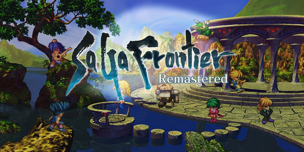 SaGa Frontier is getting a mobile remaster next summer