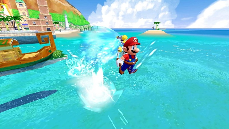 Super Mario 3D All-Stars Update Adds GameCube Controller Support For Sunshine