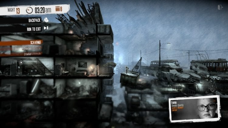 This War of mine steam free