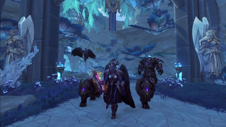 World Of Warcraft Shadowlands pre Expansion Patch Is Now Live (1)