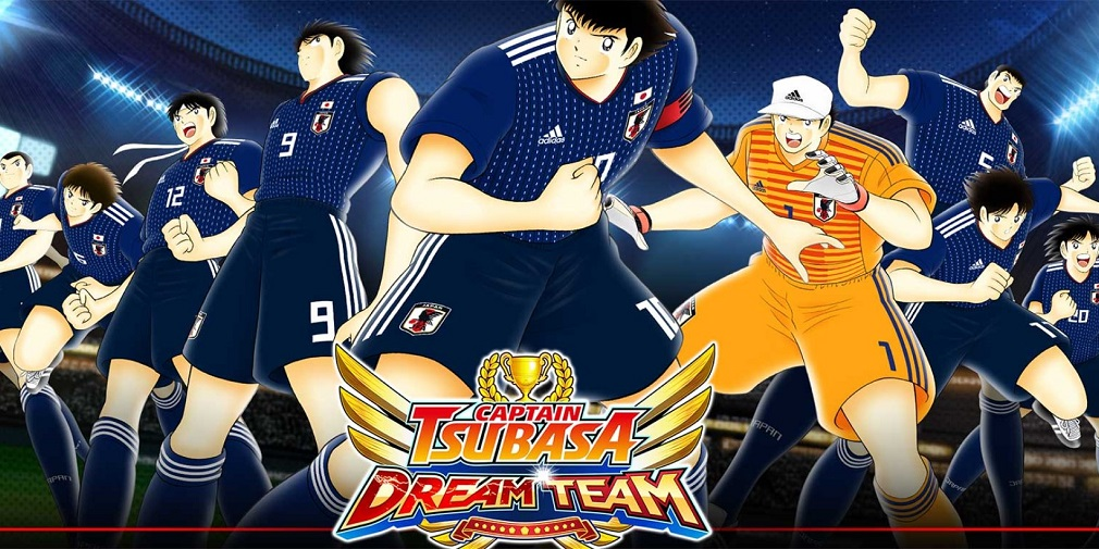 Football simulation game Captain Tsubasa: Dream Team collaborates with J.League
