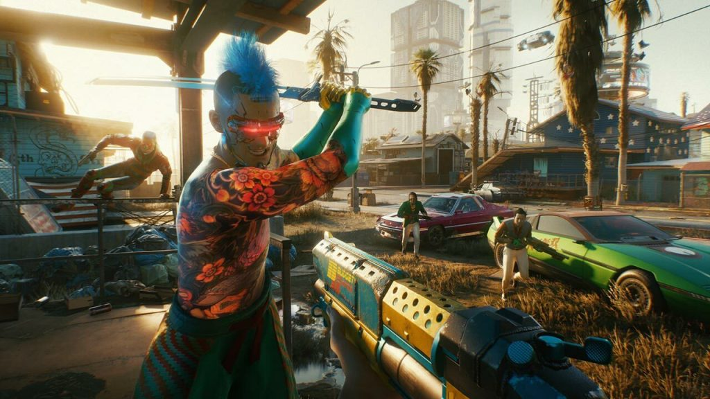 UK Sales Charts: FIFA 21 Reclaims Top Spot, Cyberpunk 2077 in Eighth