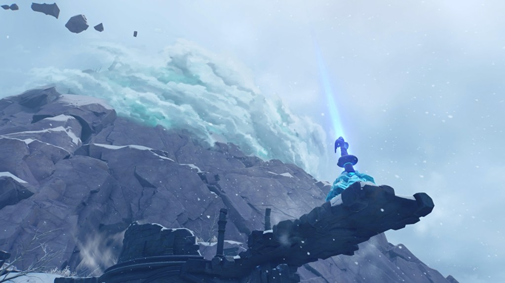 Genshin Impact gets its first map expansion since launch this month • Eurogamer.net