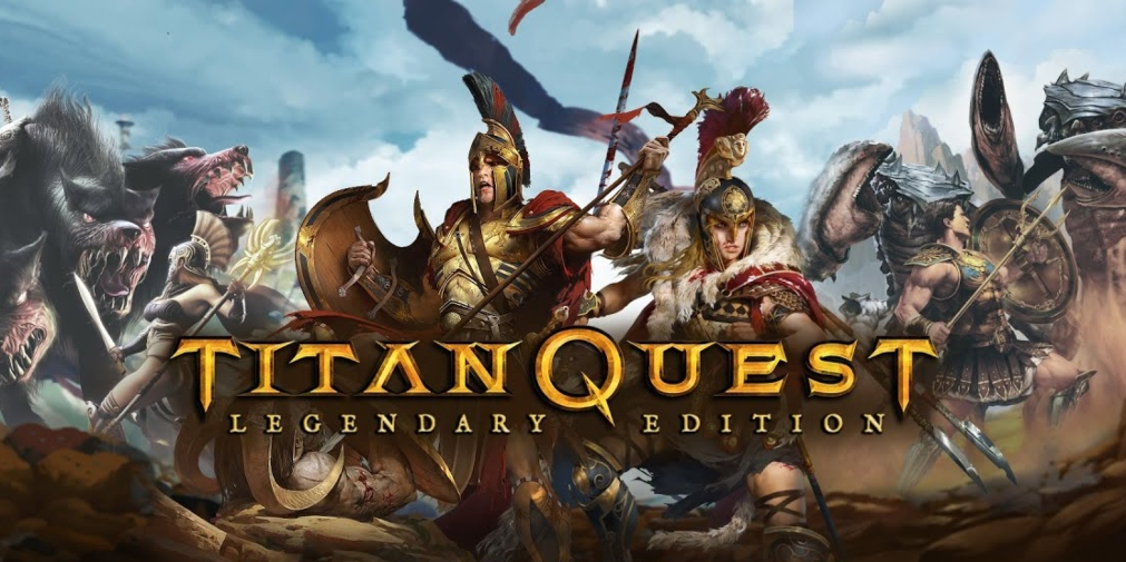 Titan Quest: Legendary Edition is a new version of the classic action-RPG for iOS and Android that contains all DLCs