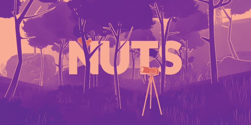 NUTS is an adventure game where you analyse the movements of squirrels that