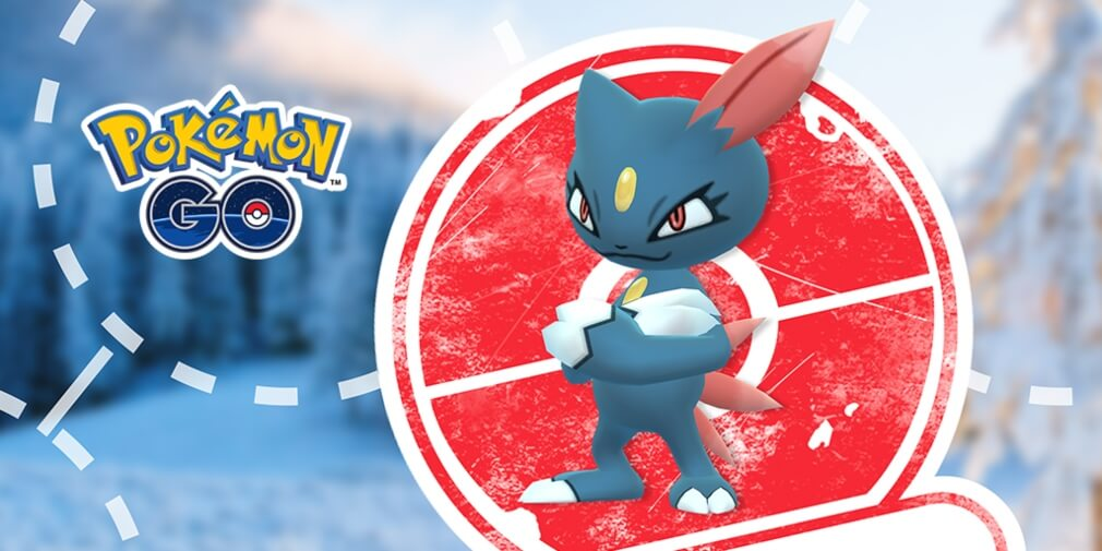 Pokemon Go players can hunt for Sneasel in an upcoming Limited Research Event