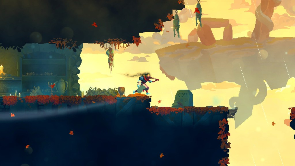 Dead Cells next DLC Fatal Falls releases late January, with sales detailed