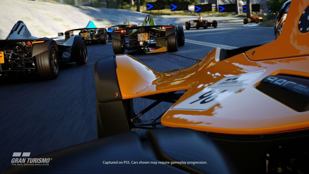 Gran Turismo 7 on PS5 to Provide the Best Experience Yet