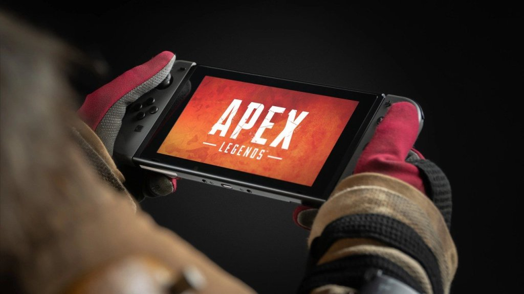 Will You Be Clearing Up Some Space For The Switch Version Of Apex Legends?