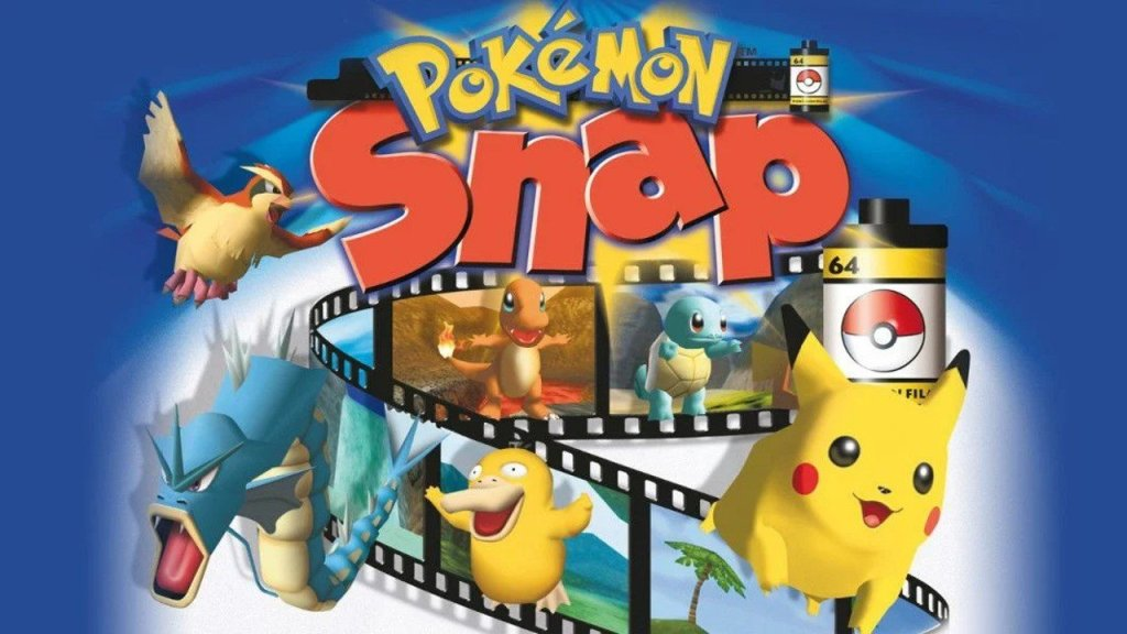 Video: How Pokémon Snap Replaced Its Blockbuster Collaboration On Wii & Wii U