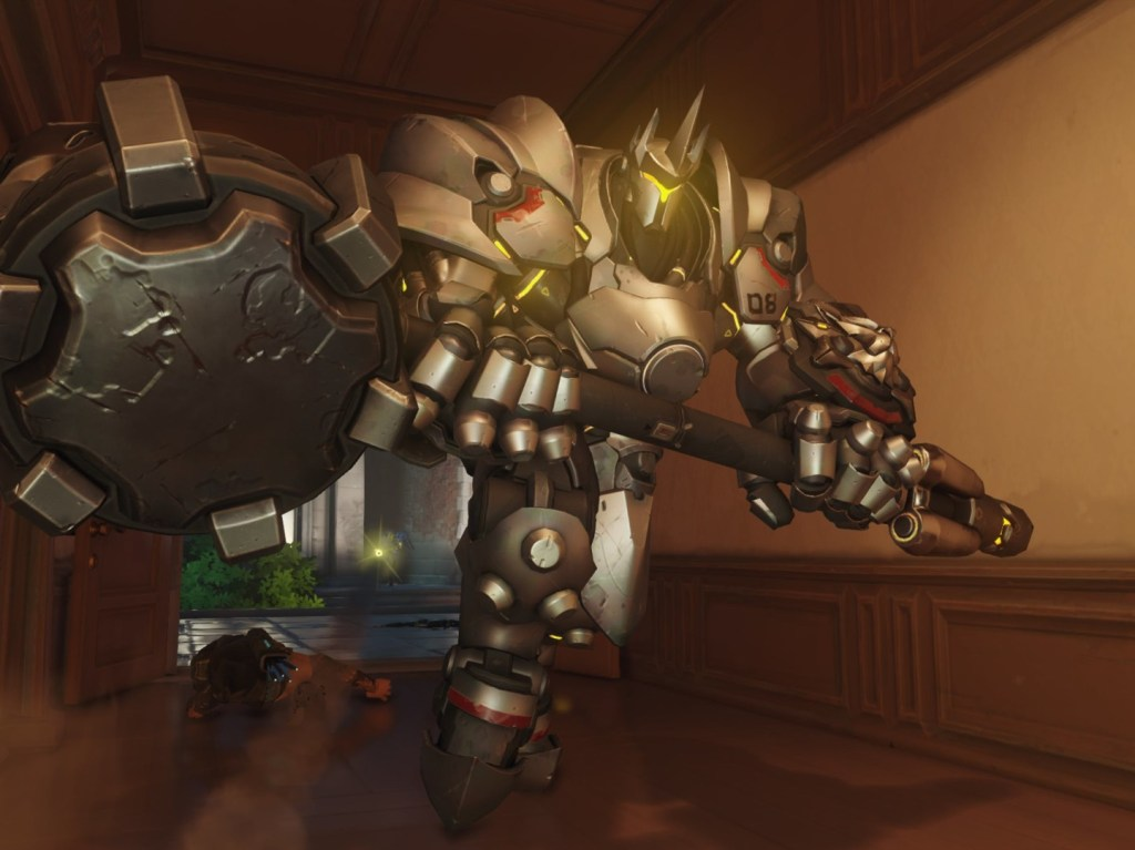 Blizzard looking to change up the tank role in Overwatch 2