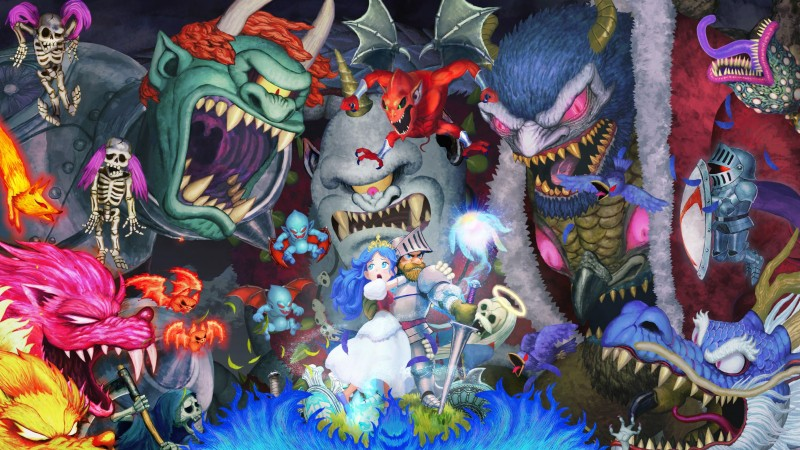 Ghosts 'N Goblins: Resurrection Review – The Beauty Of Nostalgia
