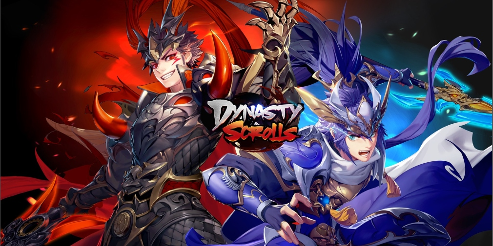 Dynasty Scrolls' latest update introduces four new heroes to the card-based RPG | Articles