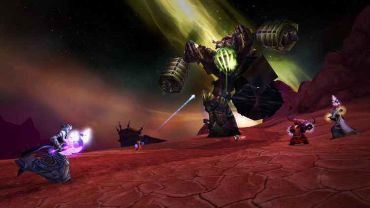 World Of Warcraft Burning Crusade Classic Is Coming Later This Year (1)
