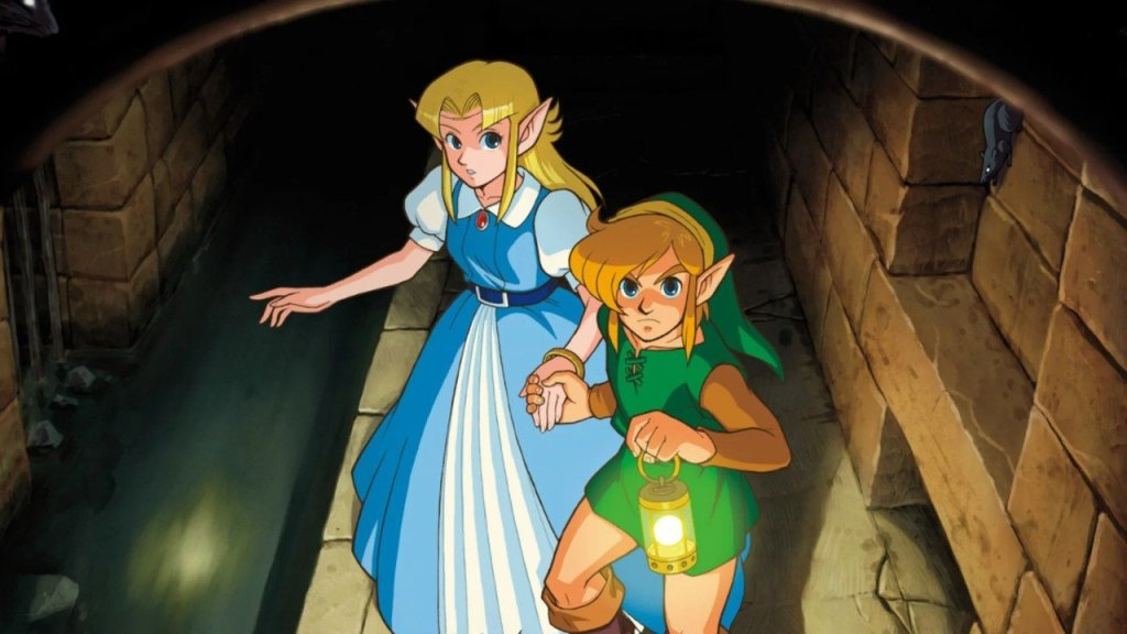 A Link To The Past's Dark World Changed Zelda Forever - Feature