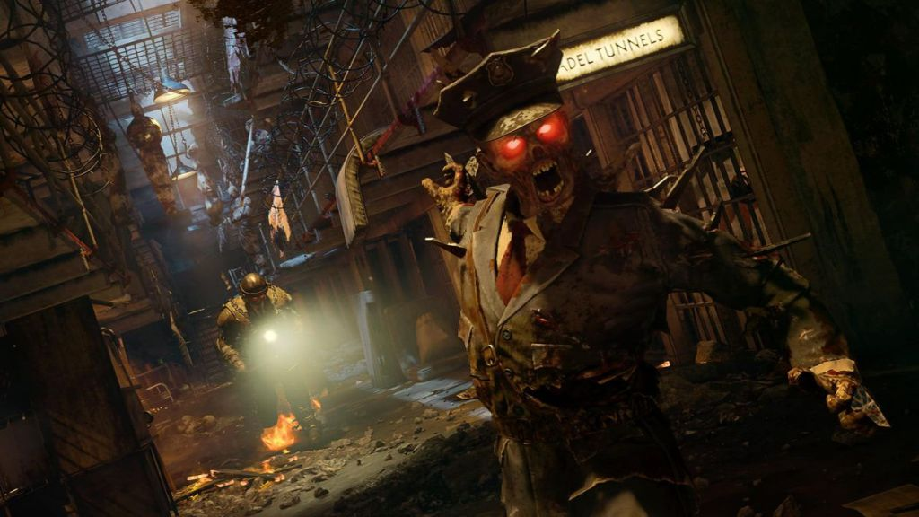 It's horde to say what's going on with the zombies in Call of Duty: Warzone