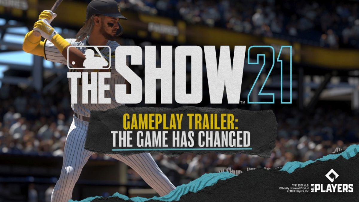MLB The Show 21 Hero Image